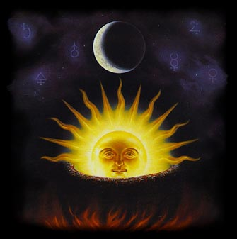 Sun Moon Free Clairvoyant Reading