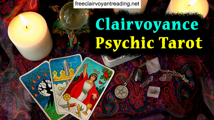 Clairvoyance Psychic Tarot