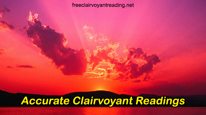 Accurate Clairvoyant Readings