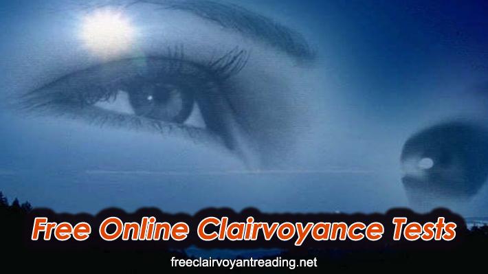 Free Online Clairvoyance Tests