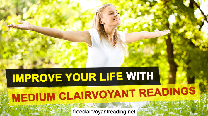 Improve Your Life with Medium Clairvoyant Readings - What to Expect?