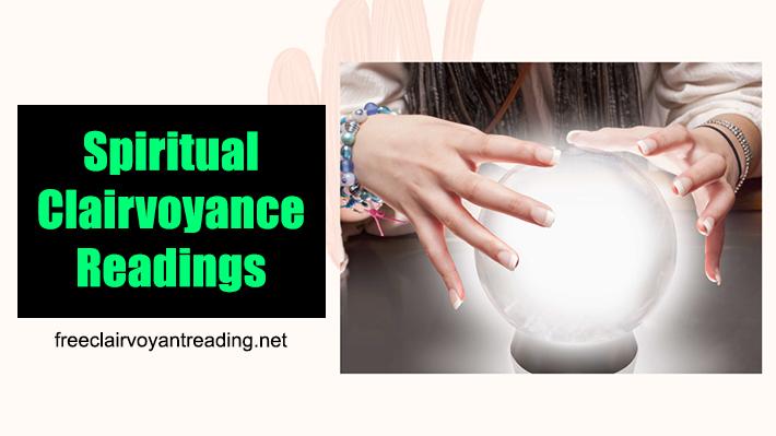 Spiritual Clairvoyance Readings